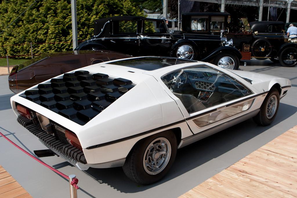 Lamborghini Marzal    - 2011 Concorso d'Eleganza Villa d'Este