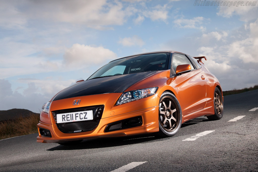 Click here to open the Honda CR-Z Mugen gallery
