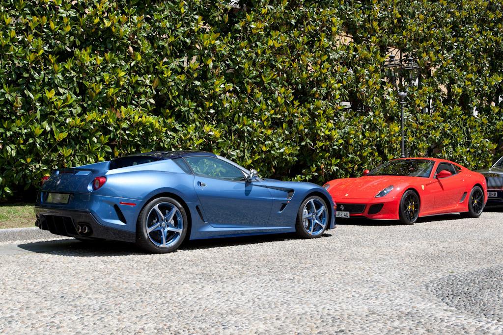 Ferrari Superamerica 45 - Chassis: 178976   - 2011 Concorso d'Eleganza Villa d'Este