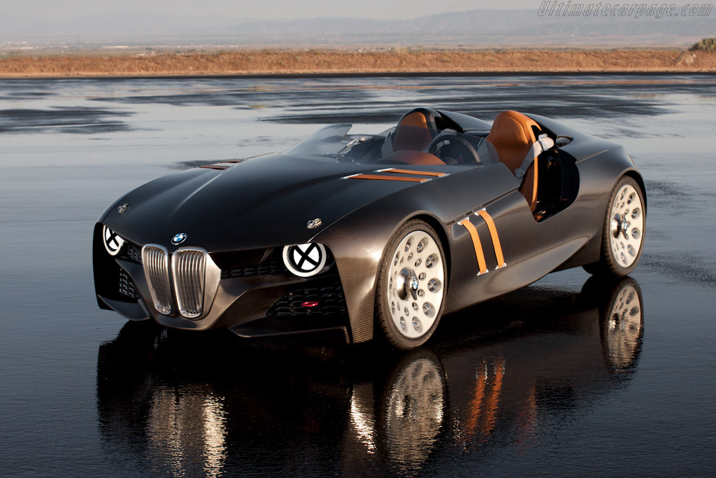 Click here to open the BMW 328 Hommage gallery