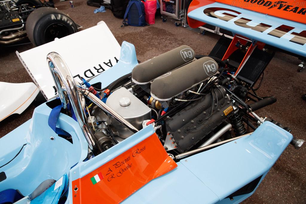 Tyrrell 007 Cosworth - Chassis: 007/4   - 2018 Monaco Historic Grand Prix