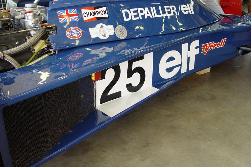 Tyrrell 007 Cosworth