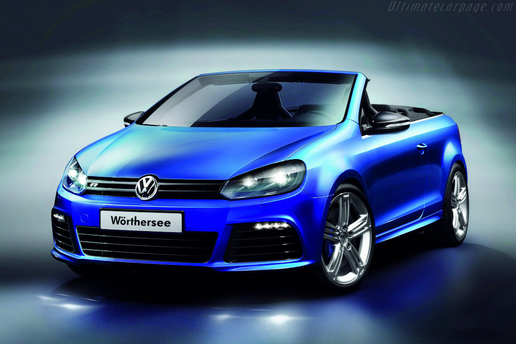Click here to open the Volkswagen Golf R Cabriolet Concept gallery