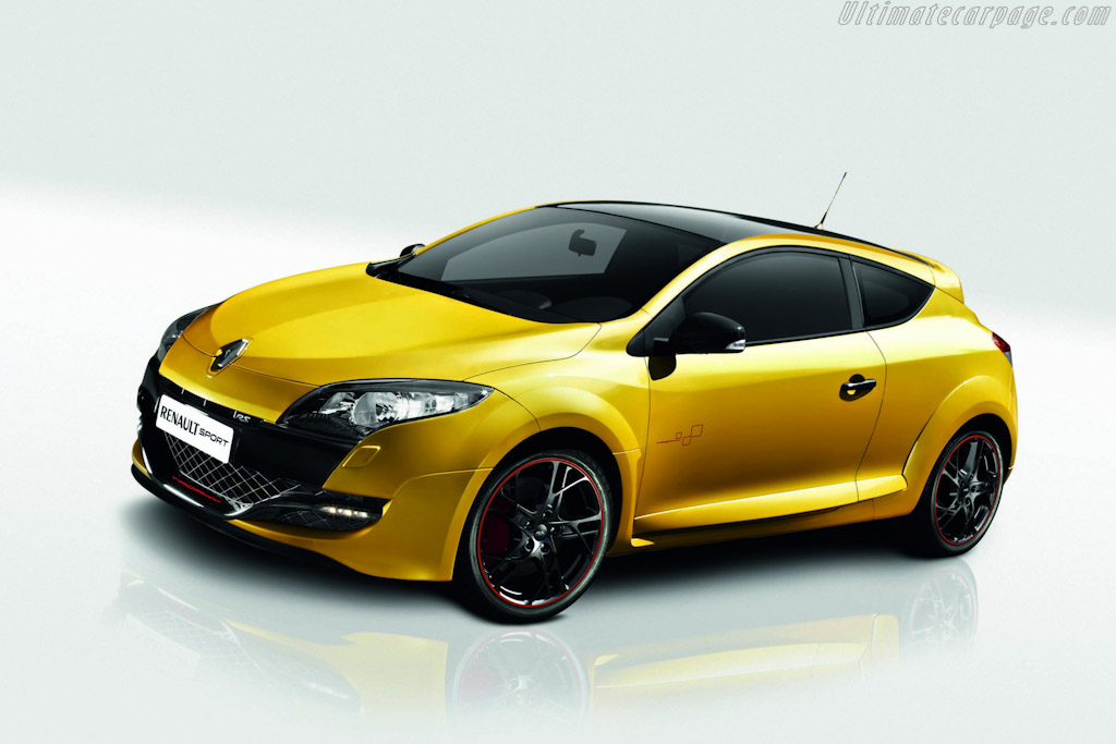 Click here to open the Renault Mégane R.S. 265 Trophy gallery
