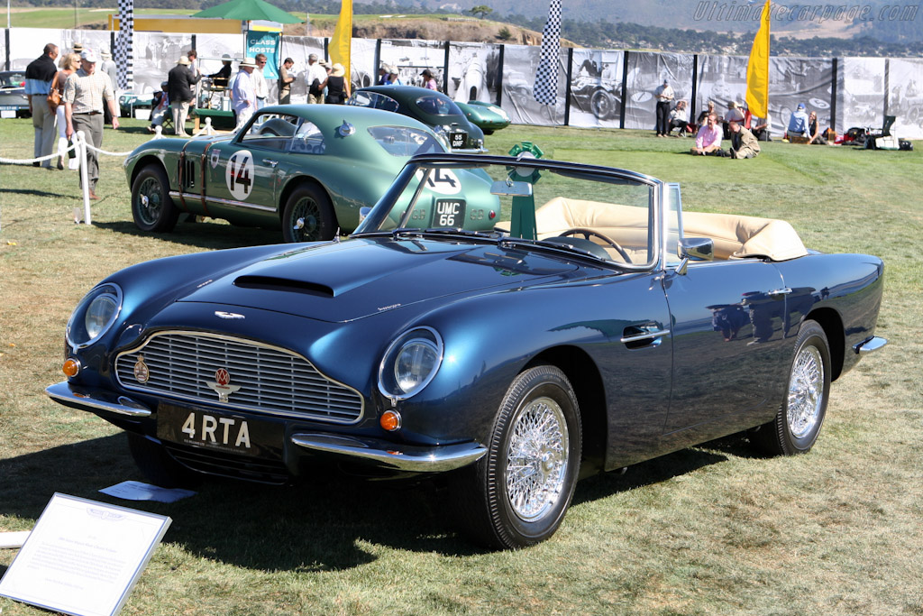 Aston Martin Short Chassis Volante - Chassis: DBVC/2329/R   - 2007 Pebble Beach Concours d'Elegance