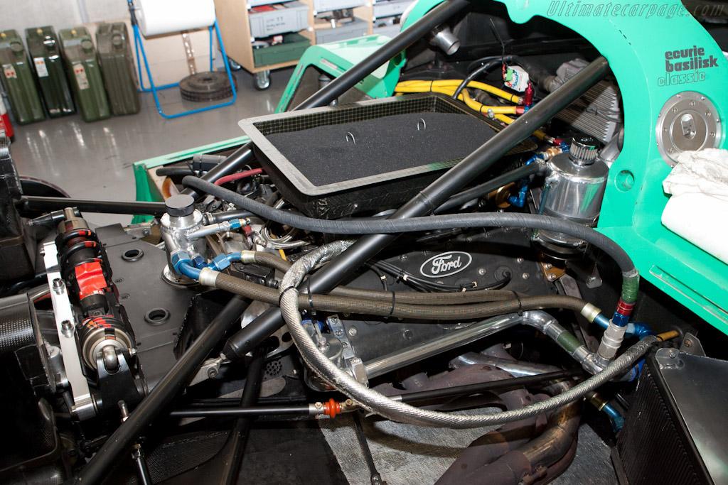 ROC 002 Cosworth - Chassis: 002   - 2011 Spa Classic
