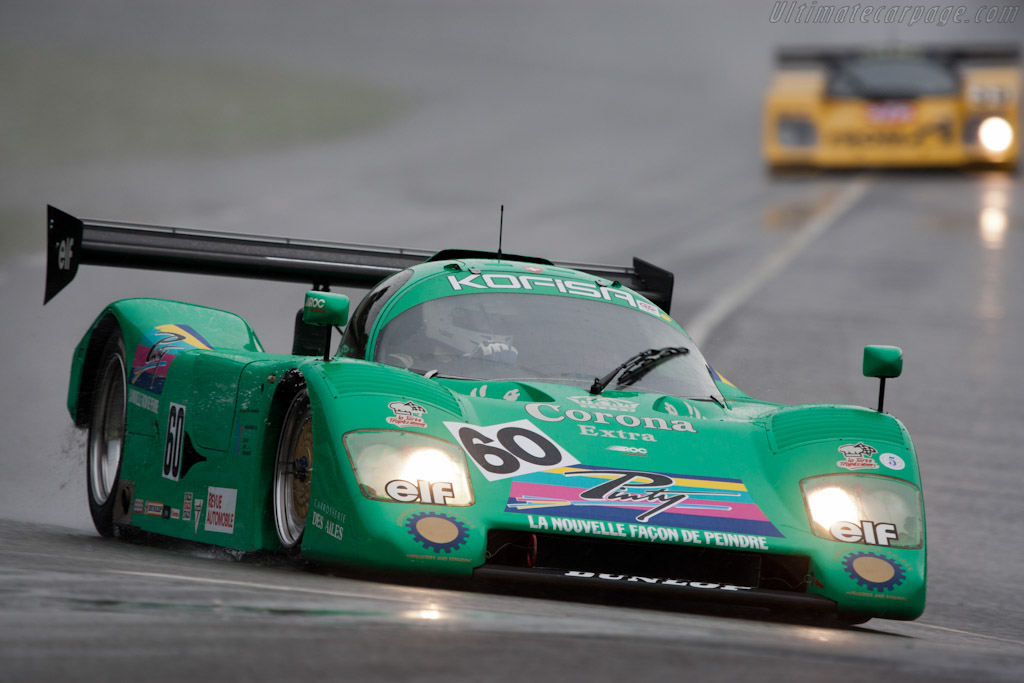 ROC 002 Cosworth - Chassis: 002  - 2010 24 Hours of Le Mans
