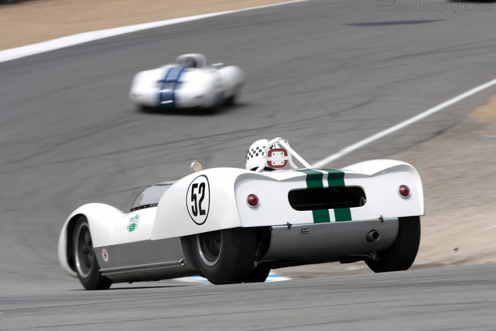 Lotus 19 Climax - Chassis: 959  - 2010 Monterey Motorsports Reunion