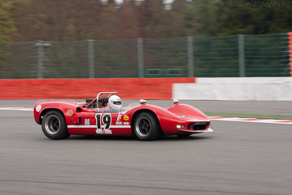 McLaren M1B Chevrolet - Chassis: 30-04   - 2010 Le Mans Series Spa 1000 km