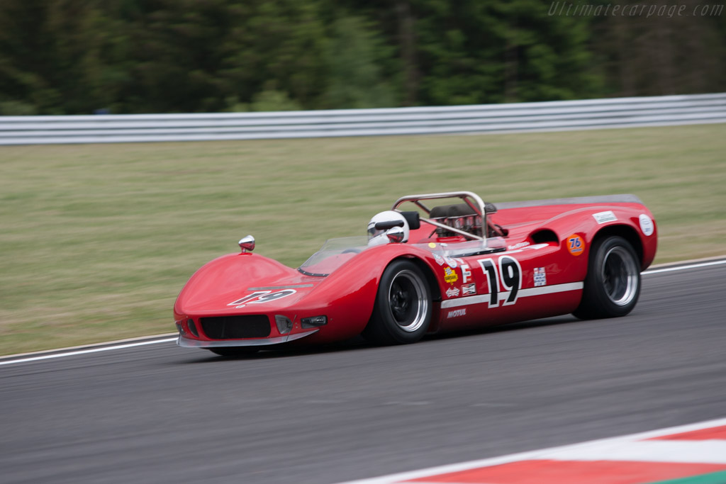 McLaren M1B Chevrolet - Chassis: 30-04   - 2011 Spa Classic