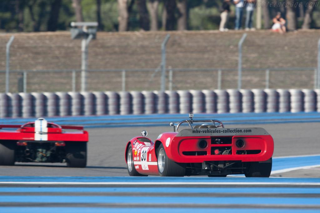 McLaren M1B Chevrolet - Chassis: 30-04   - 2012 Dix Mille Tours