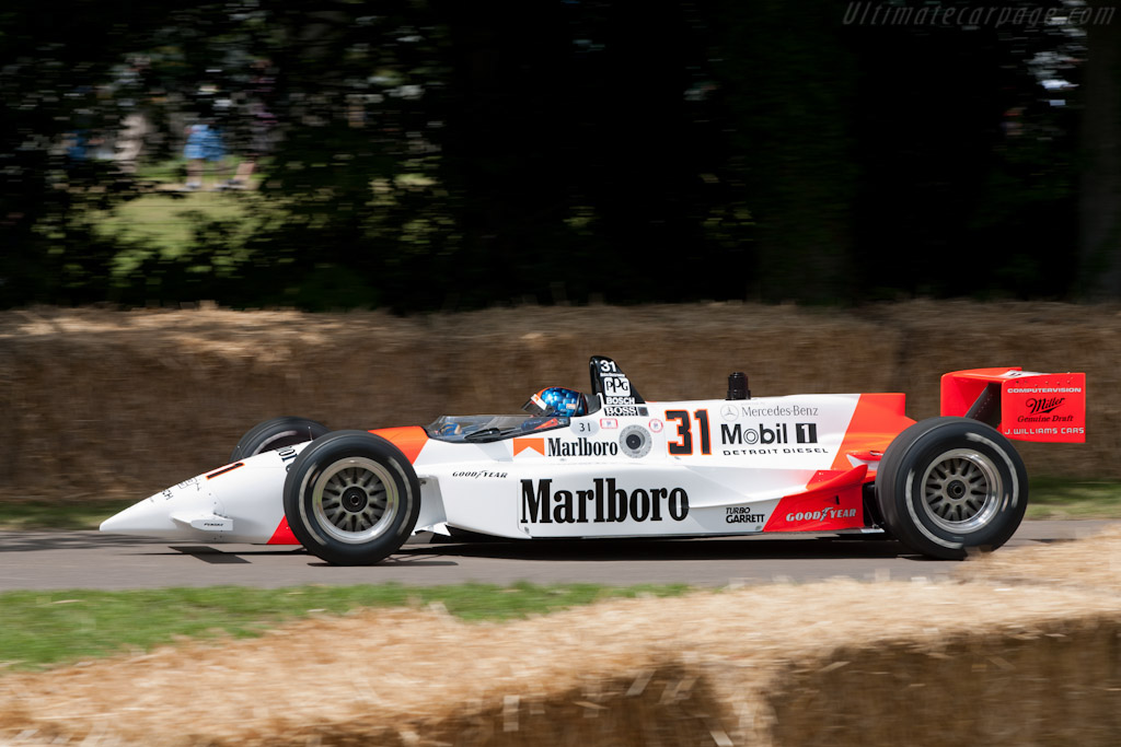 Penske PC23 Mercedes - Chassis: PC23/007   - 2011 Goodwood Festival of Speed