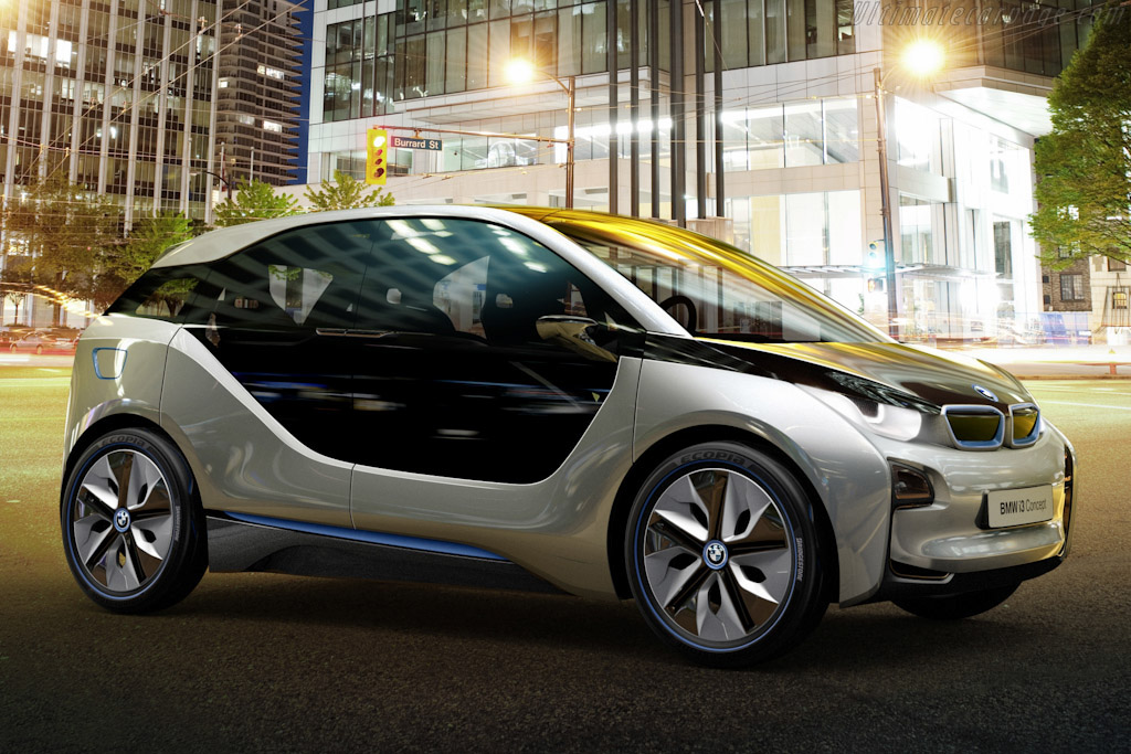 Click here to open the BMW i3 Concept gallery