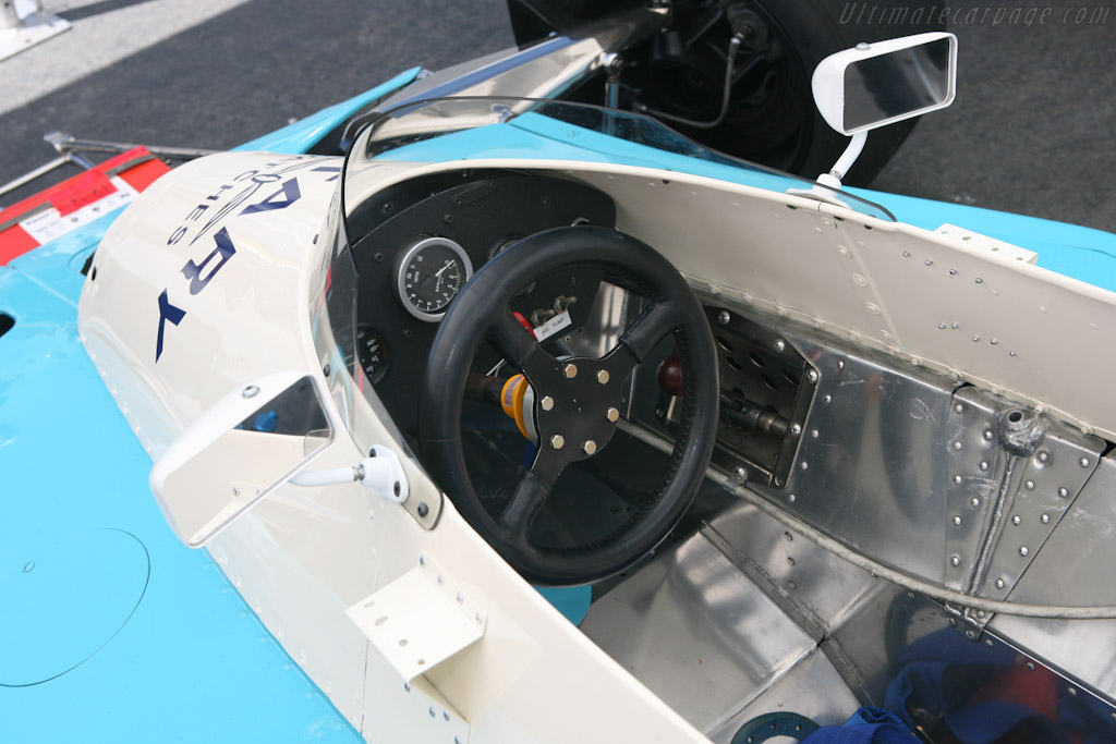 BRM P207 - Chassis: P207/02   - 2006 Monterey Historic Automobile Races