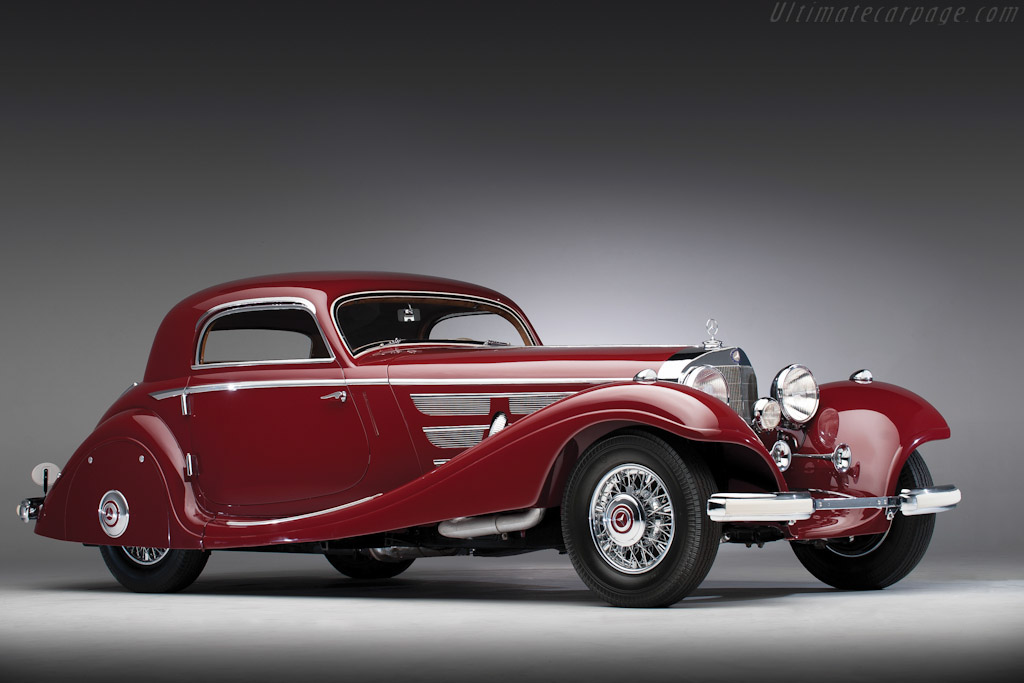 Mercedes-Benz 540 K Spezial Coupe