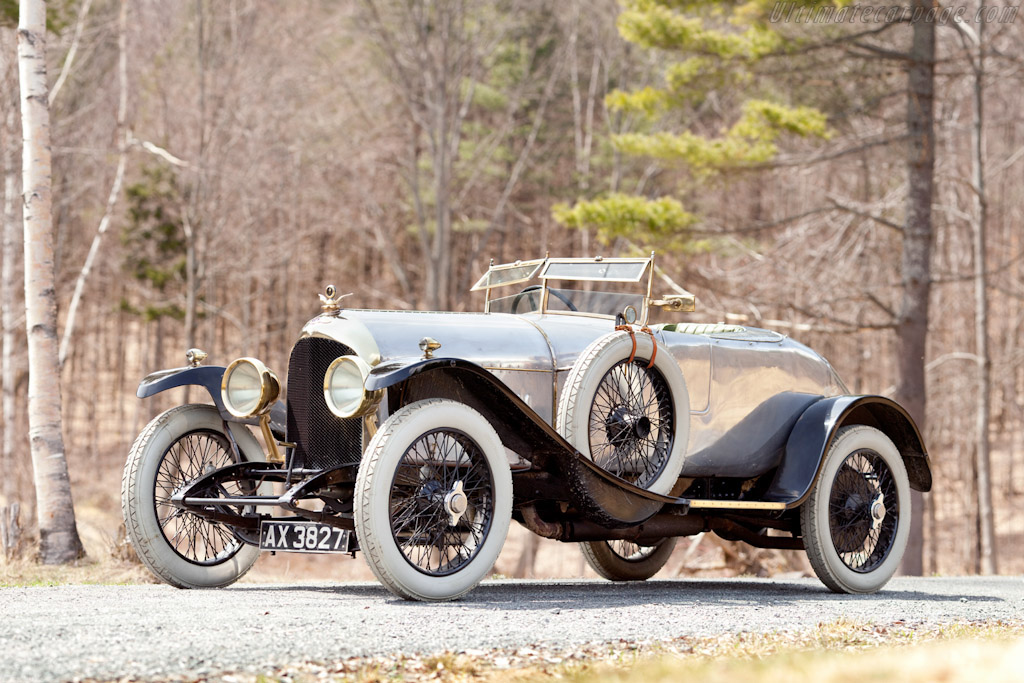Click here to open the Bentley 3 Litre Harrison Tourer gallery