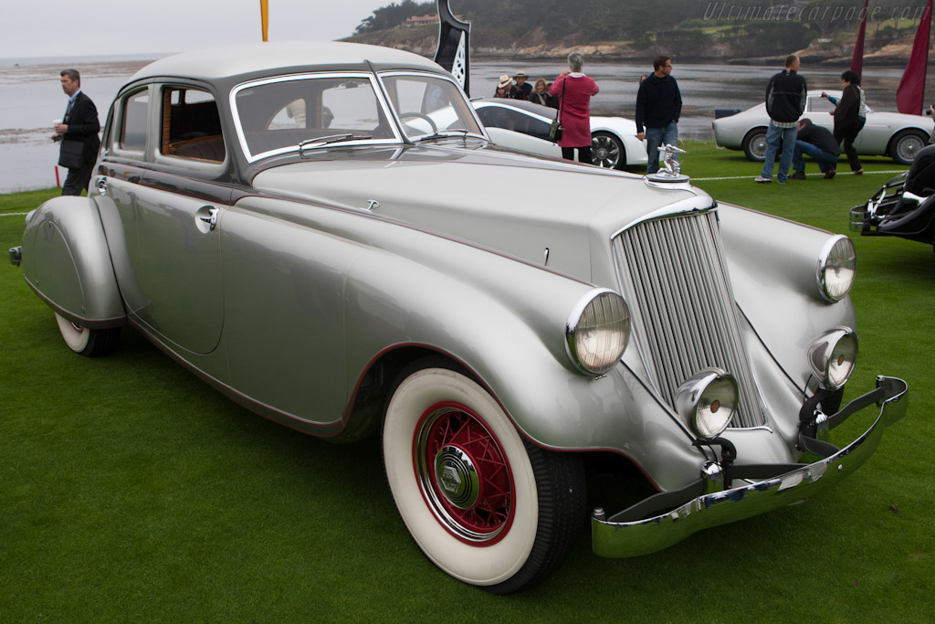 Pierce-Arrow Silver Arrow - Chassis: 2575018   - 2010 Pebble Beach Concours d'Elegance