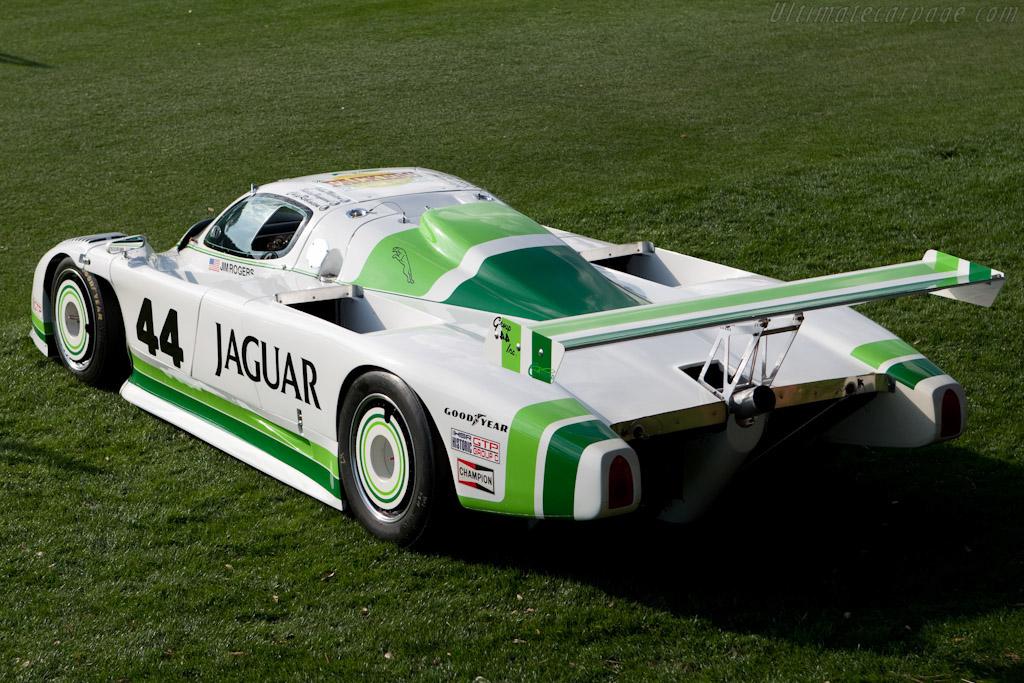 Jaguar XJR-7 - Chassis: XJR-7/001   - 2009 Amelia Island Concours d'Elegance