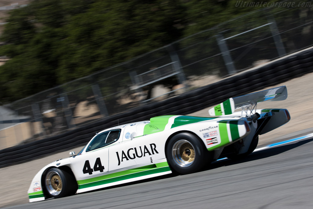 Jaguar XJR-7 - Chassis: XJR-7/001   - 2011 Monterey Motorsports Reunion