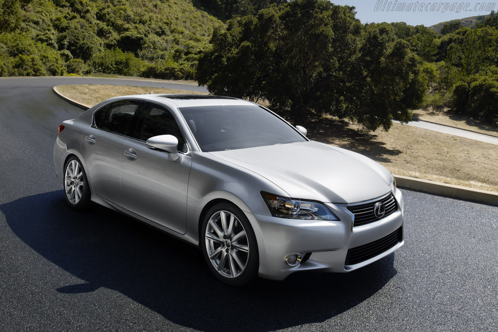 Click here to open the Lexus GS 350 gallery