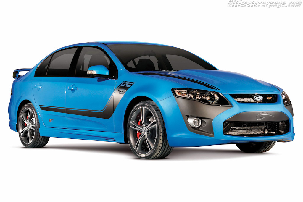 Click here to open the Ford FPV GT gallery