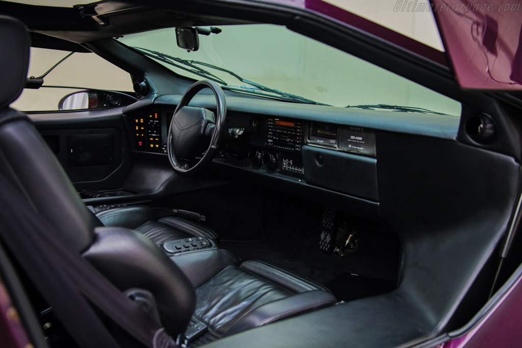 Vector W8 Twin Turbo