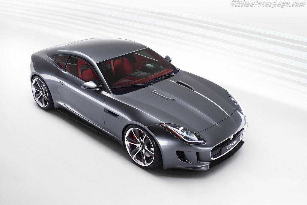 Jaguar C X16 Concept