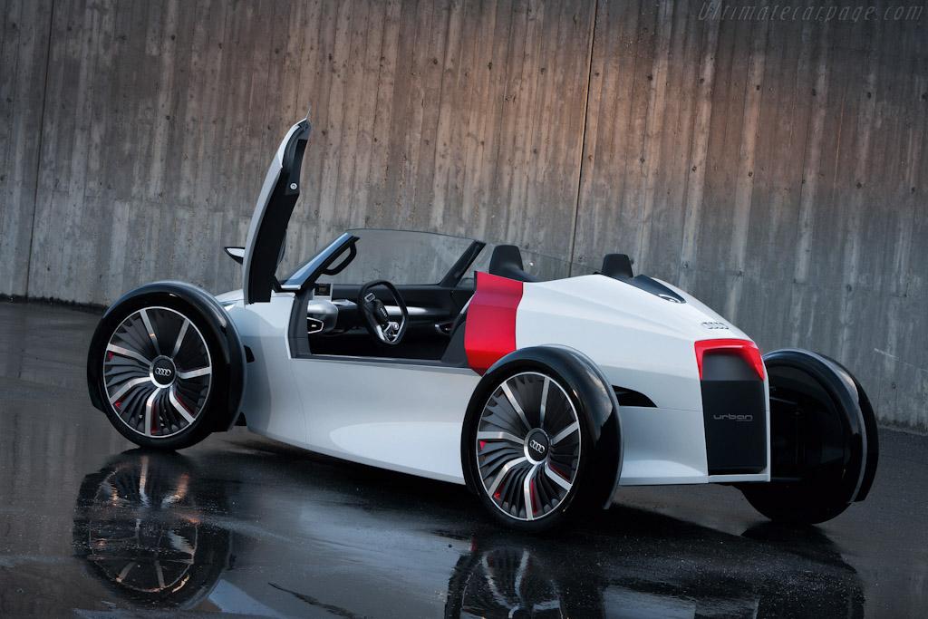 Audi Urban Spyder Concept