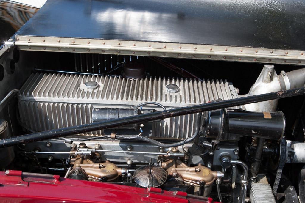 Voisin C25 Aérodyne - Chassis: 50002   - 2012 Concorso d'Eleganza Villa d'Este