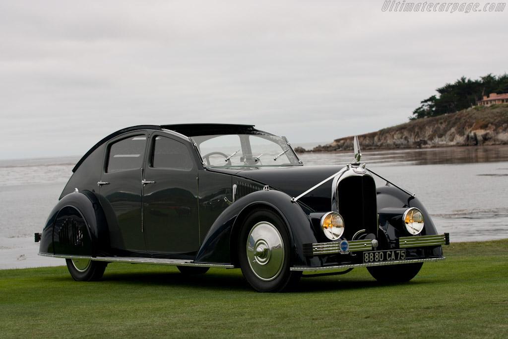 Voisin C25 Aérodyne - Chassis: 50010   - 2011 Pebble Beach Concours d'Elegance