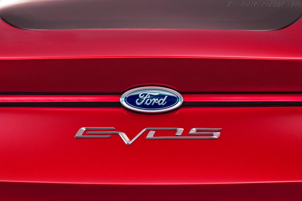 The Car Company >> Ford Evos Concept