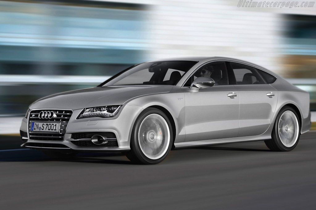 Click here to open the Audi S7 Sportback gallery