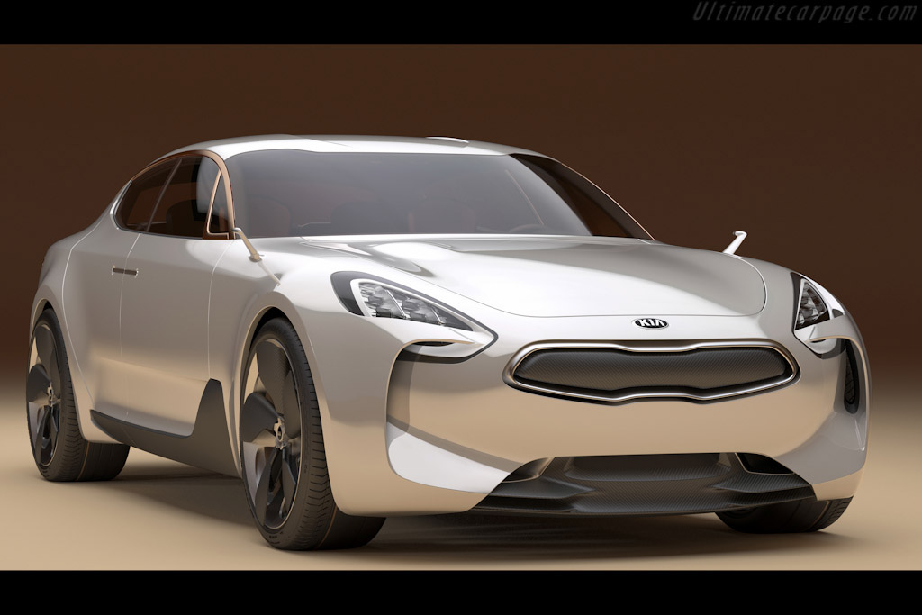 Click here to open the Kia GT Concept gallery