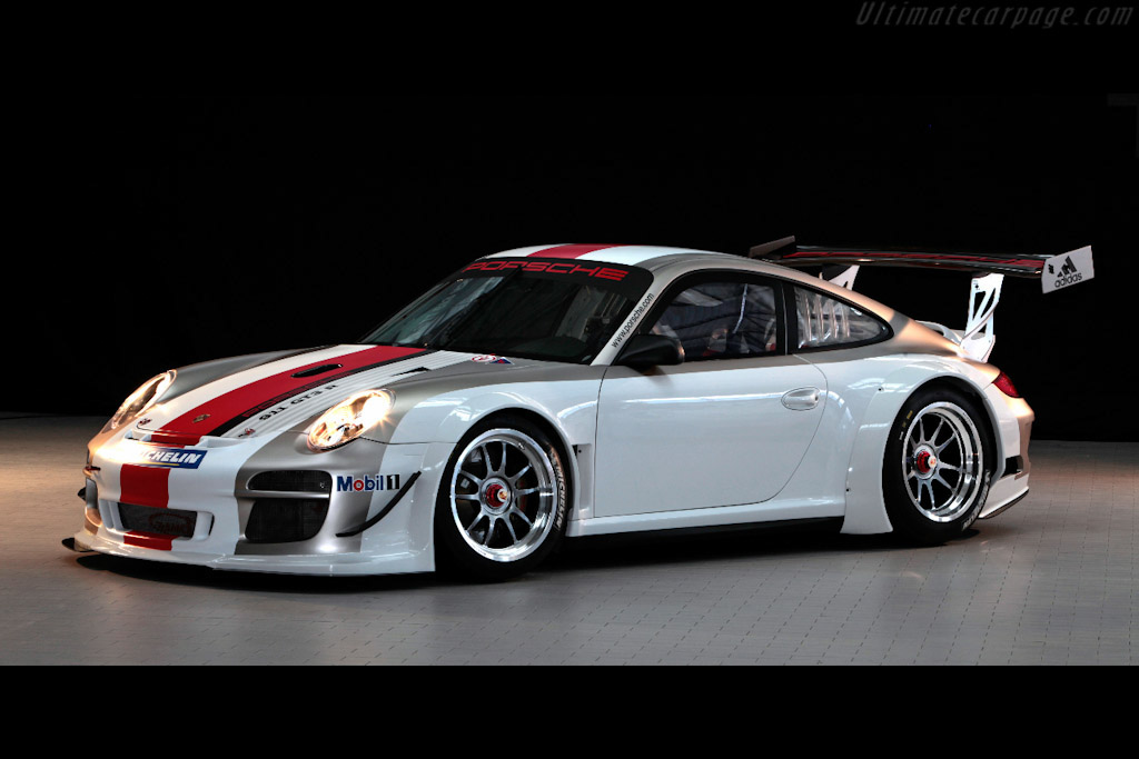 2012 Porsche 997 Gt3 R Images Specifications And