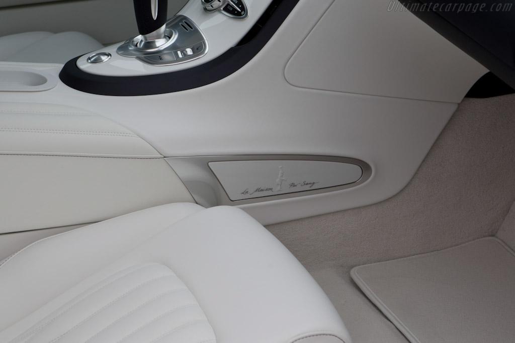 Bugatti Veyron 16.4 Grand Sport 'l'Or Blanc'    - 2011 The Quail, a Motorsports Gathering