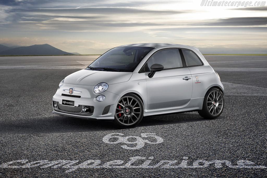 Click here to open the Fiat Abarth 695 Competizione gallery