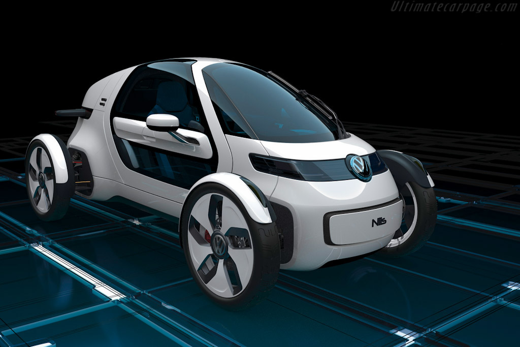 Click here to open the Volkswagen Nils Concept gallery