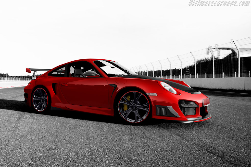 Click here to open the Techart GTStreet RS gallery