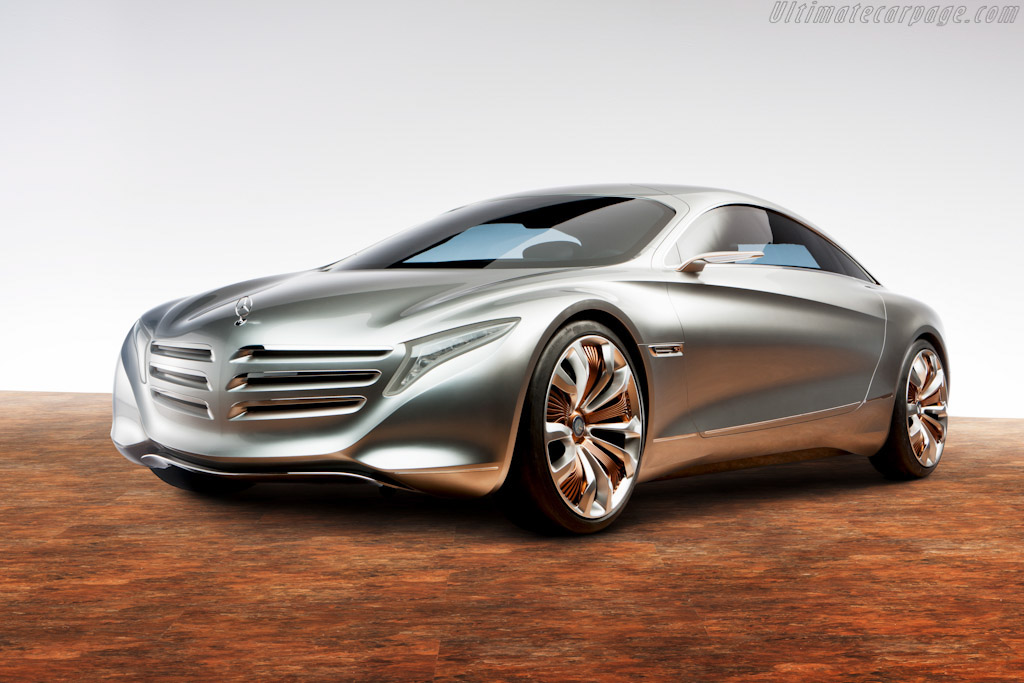 Click here to open the Mercedes-Benz F125! Concept gallery