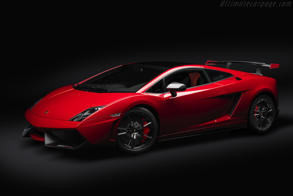Click here to open the Lamborghini Gallardo LP 570-4 Super Trofeo Stradale gallery