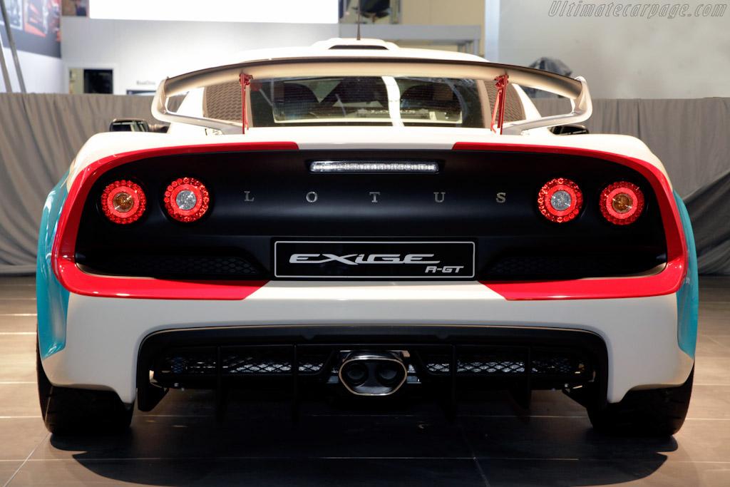 Lotus Exige R-GT