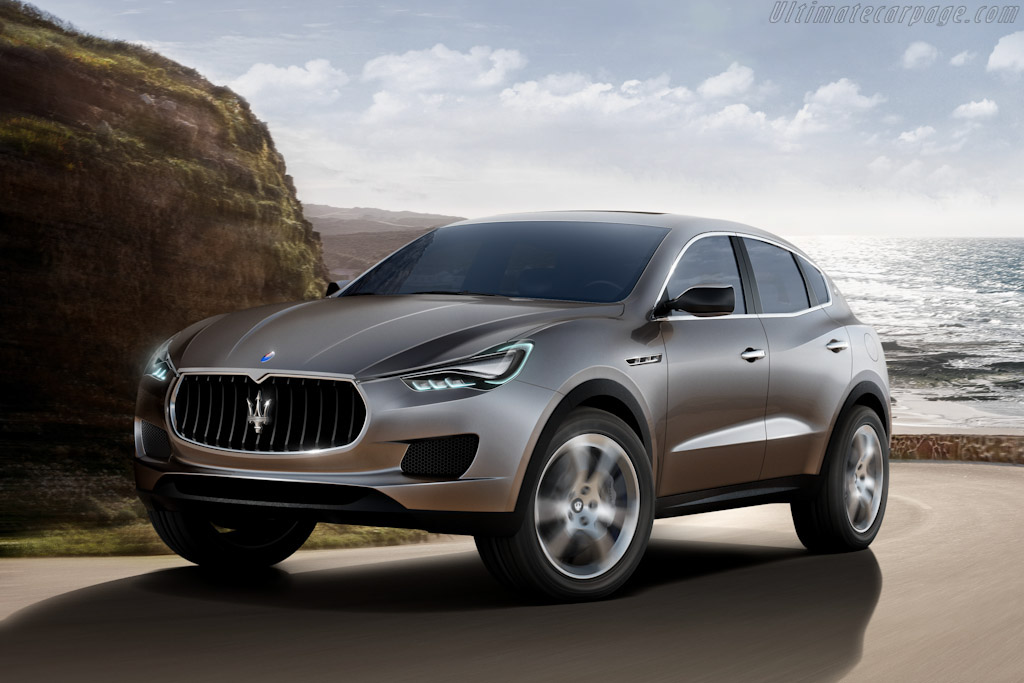 Click here to open the Maserati Kubang gallery