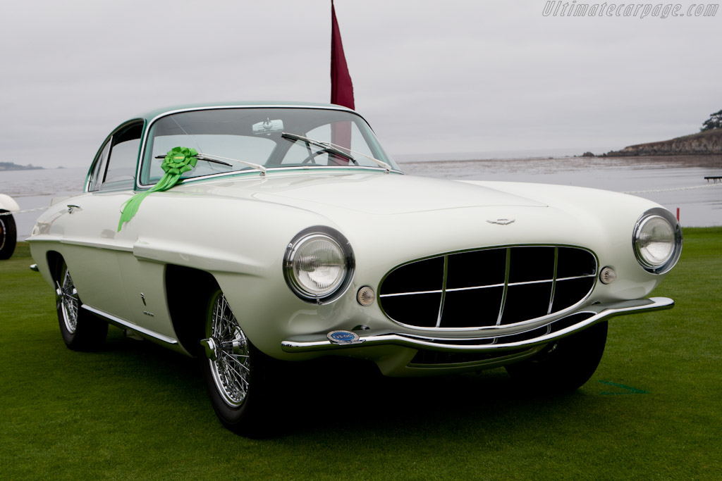 Aston Martin DB2/4 Mk II Ghia Supersonic Coupe - Chassis: AM300/1131   - 2011 Pebble Beach Concours d'Elegance