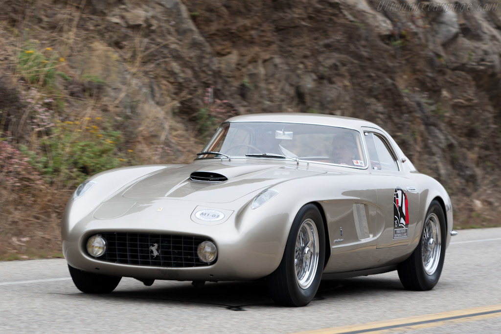 Click here to open the Ferrari 375 MM Pinin Farina Coupe Speciale gallery