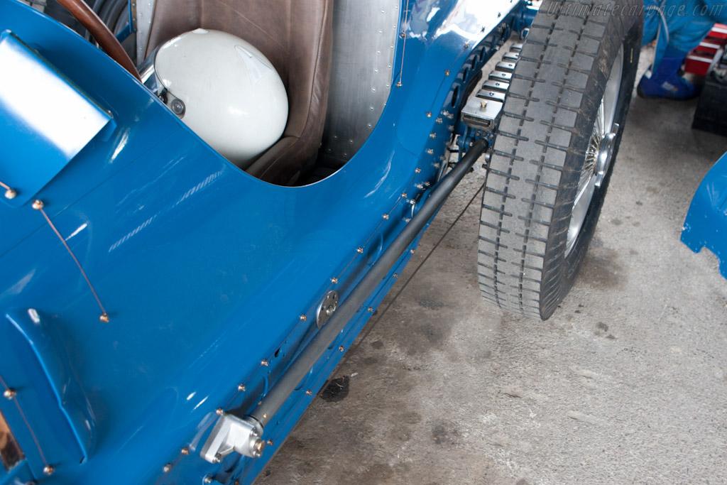 Bugatti Type 59/50B III - Chassis: 441352   - 2011 Goodwood Revival