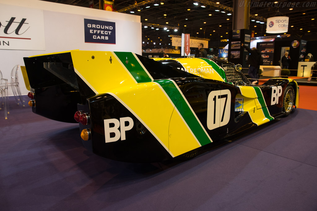Lola T600 Chevrolet - Chassis: HU2   - 2018 Retromobile
