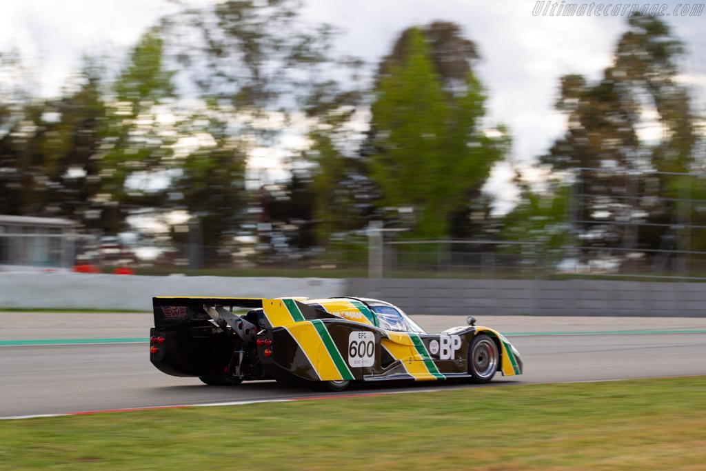 Lola T600 Chevrolet - Chassis: HU2   - 2019 Espiritu de Montjuic