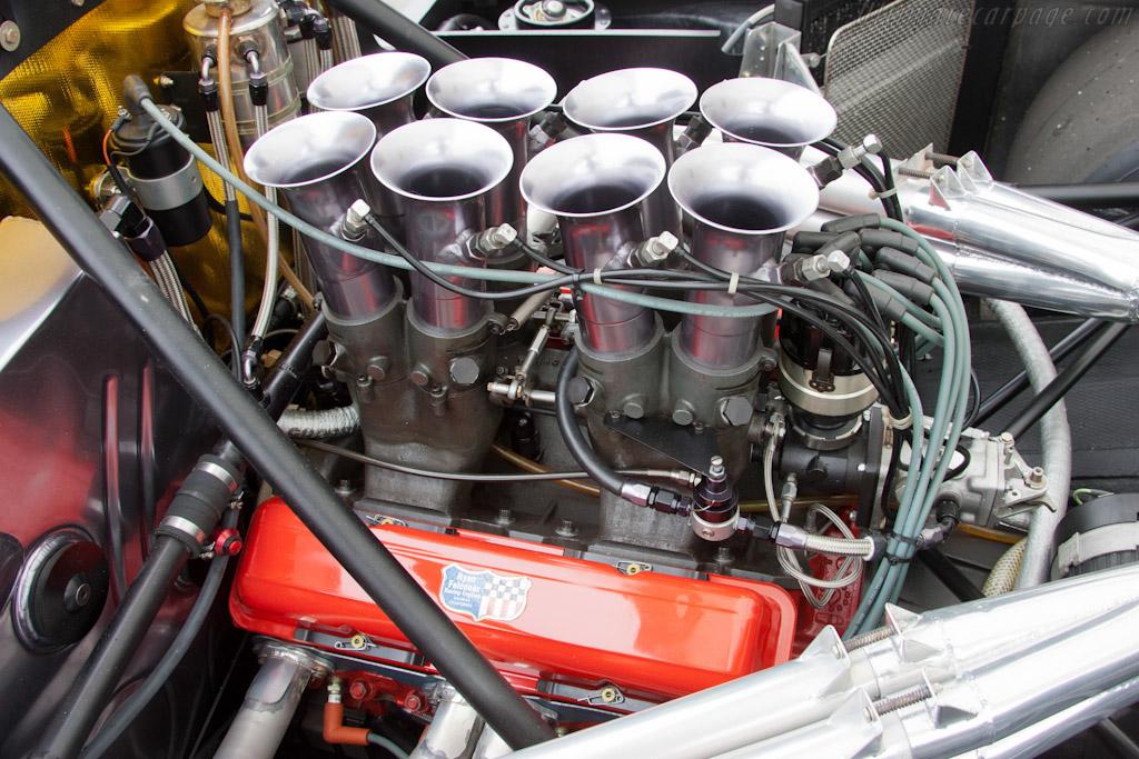 Lola T600 Chevrolet - Chassis: HU06   - 2011 Monterey Motorsports Reunion