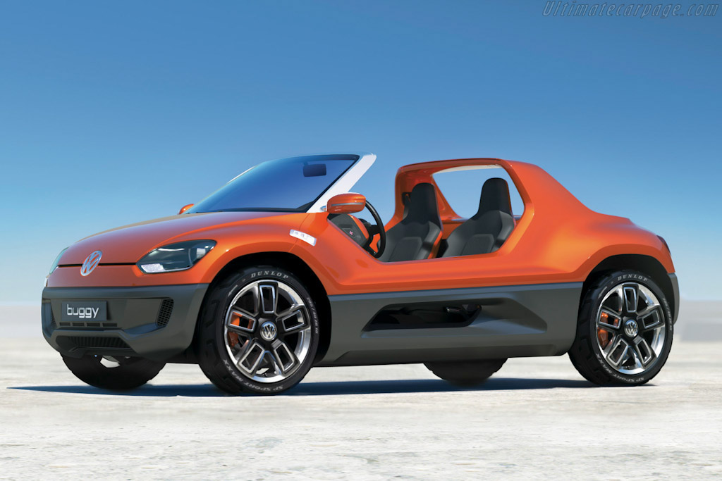 Click here to open the Volkswagen Buggy Up! Concept gallery