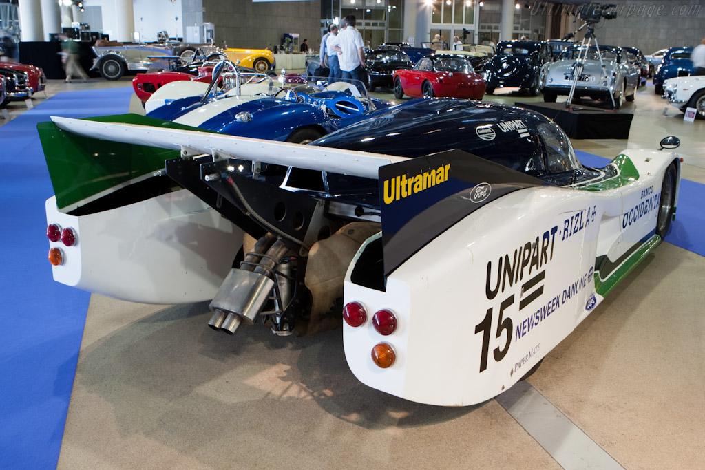 Lola T600 Cosworth - Chassis: HU3   - 2010 Monaco Historic Grand Prix